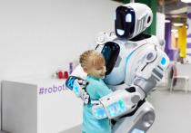 На открытии чебоксарской Академии искусств дети станцуют с уникальным роботом