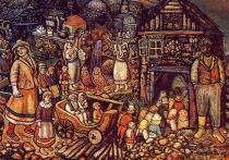 Костромичи отметят праздник, посвящённый талантливому земляку Ефиму Честнякову