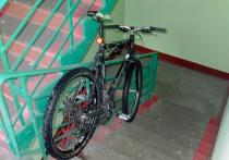 Полицейские не смогли вернуть тверитянке велосипед, но вора поймали