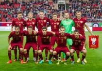 Сборная России поднялась в рейтинге ФИФА на рекордное количество мест