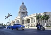 Россия потратит 640 млн на восстановление Капитолия на Кубе