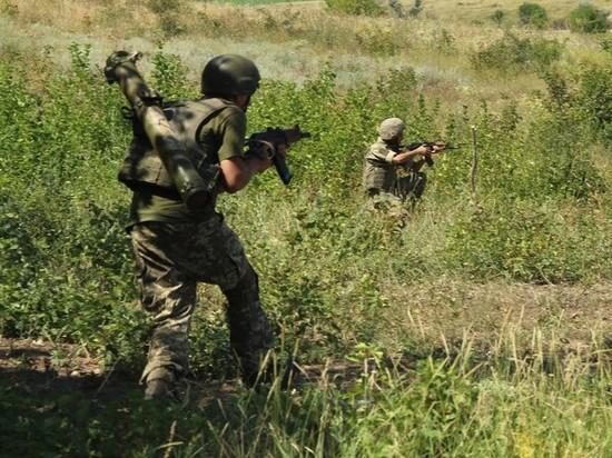 """Украинские военные похвастались """"захватом"""" 15 квадратных километров в Донбассе"""