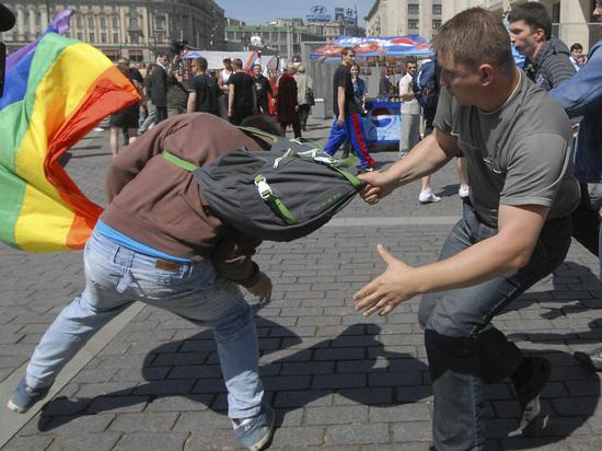 В России согласовали первый легальный гей-парад