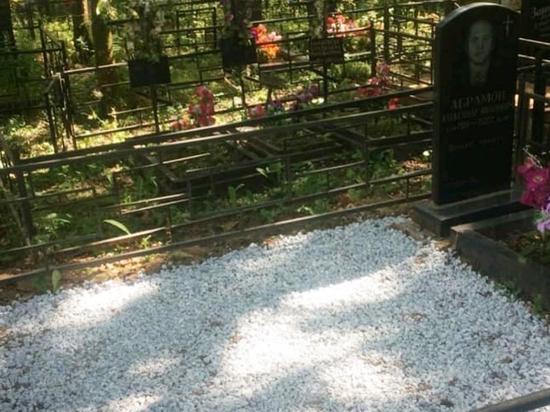 В Подмосковье работники кладбища по ошибке раскопали чужую могилу