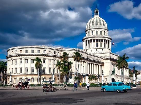 Россия позолотит кубинский Капитолий за 670 млн бюджетных рублей