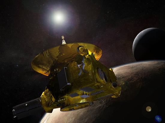 На границе Солнечной системы нашли водородную стену