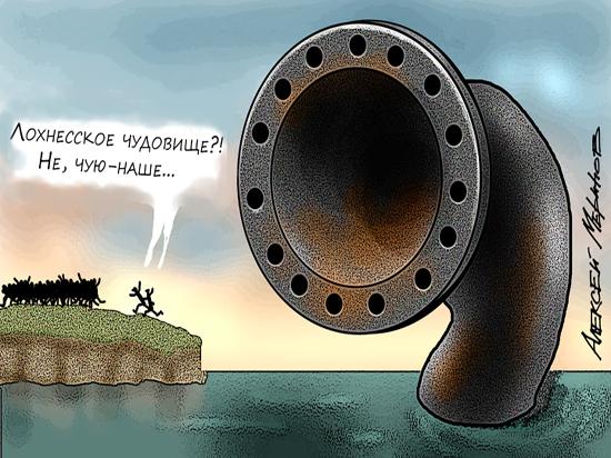 Отдых в Крыму: черное море фекалий