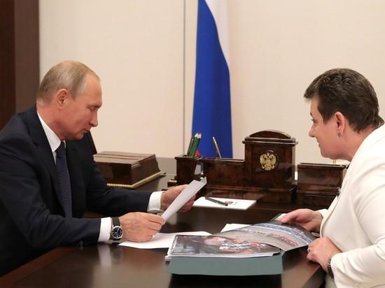 «Вам виднее»: Путин подколол губернатора Орлову, оценившую немецкие дороги