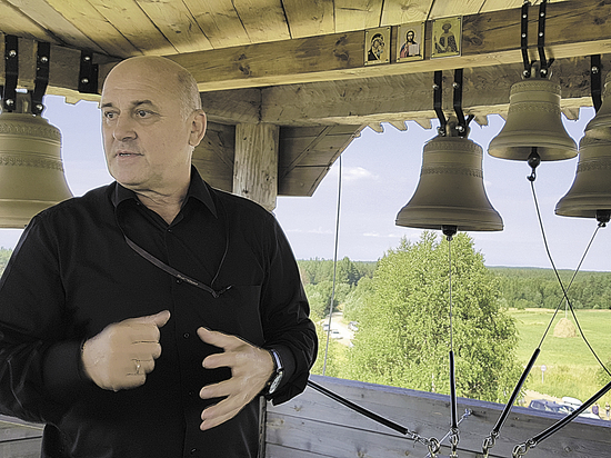 Деревянные церкви пожарного Алексея Тряпицына: как уберечь от огня