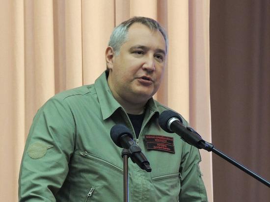 Рогозин обвинил Илона Маска и правительство США в сговоре