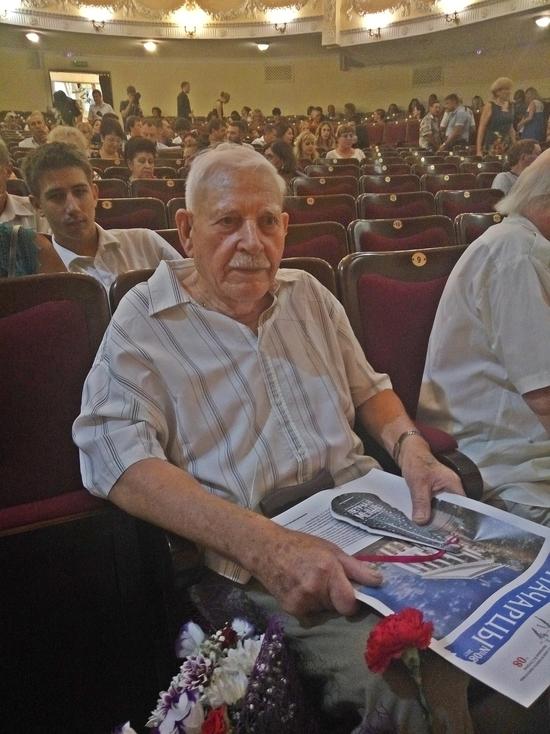 В Севастополе чествовали четыре поколения строителей