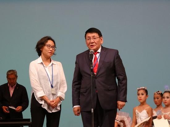Директор якутского оперного театра возглавил конкурс балета в Японии
