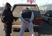 Калужские оперативники остановили напичканный наркотиками автомобиль