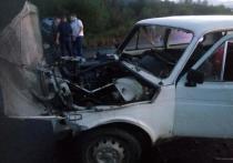На трассе «Чита-Хабаровск» при лобовом столкновении автомобилей «Нива» и «Toyota» пострадали 3 человека