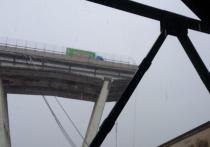 В отношении фирмы, обслуживавшей мост в Генуе, начато расследование