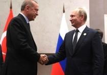 Путин и Эрдоган могут провести отдельную встречу на саммите в Тегеране