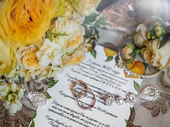 Новый зал для регистрации брака откроется на один день в Вологде