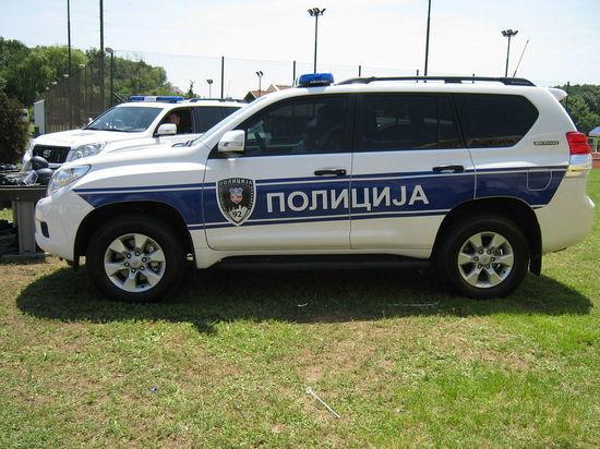 Полиция неожиданно закрыла «русский» лагерь в Сербии
