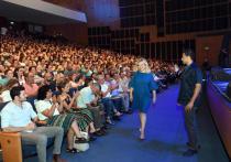 Супруга премьер-министра Сара Нетаниягу приняла участие в мероприятии в честь  репатриантов