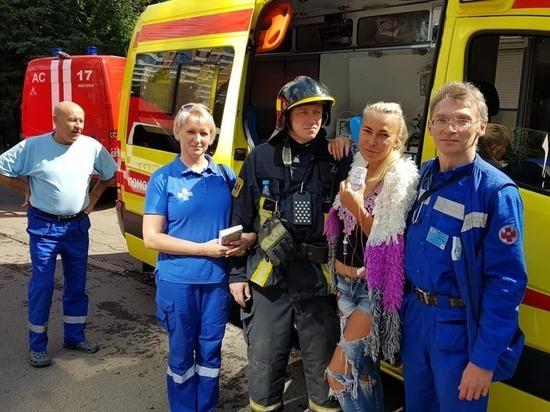 Писательница Шилова рассказала, как она чудом не погибла в пожаре