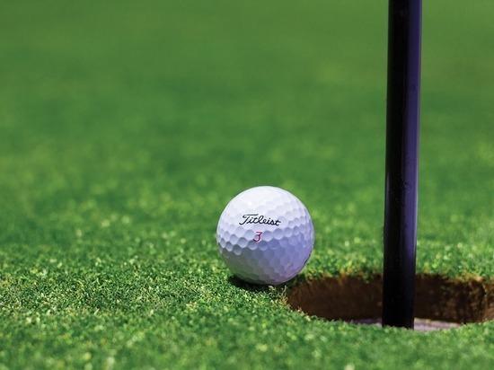 Валлиец Прайс возглавил лист российского гольф-турнира