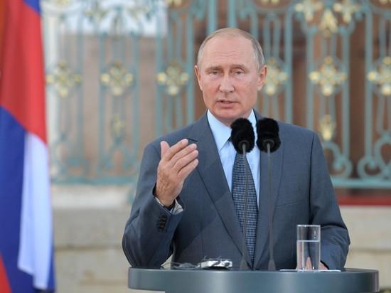 Путин в октябре может поехать еще на одну зарубежную свадьбу