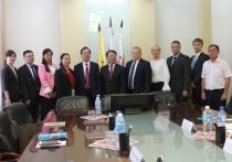 В Чебоксары прибыла делегация Китая