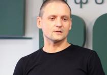 У голодающего Удальцова начались галлюцинации