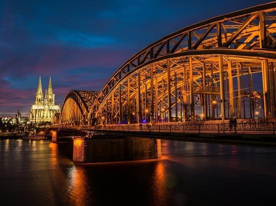 Германия введет новую систему контроля за состоянием мостов