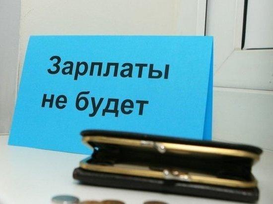 Долги по зарплате в Кировской области составили 48,5 миллионов рублей