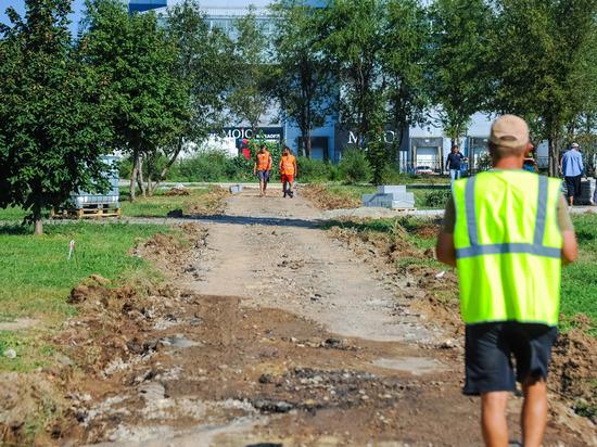 Дзержинский район избавят от застарелых проблем