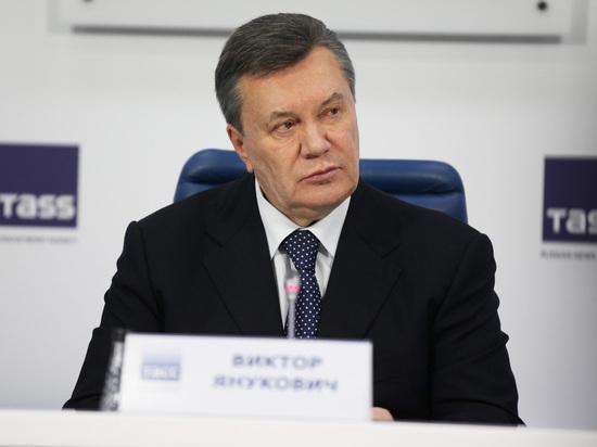 Украина готовит спецназ для захвата Януковича в России