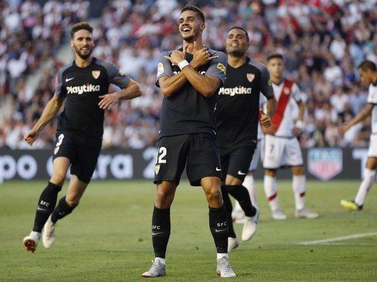 """""""Реал"""" и """"Севилья"""" стартовали в чемпионате Испании с побед"""