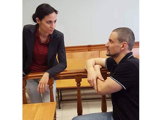 Жена Удальцова рассказала о его голодовке в больнице