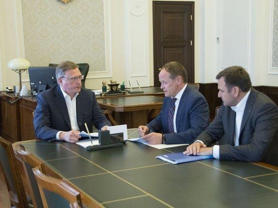 «Газпром» приставил к Омску нового куратора