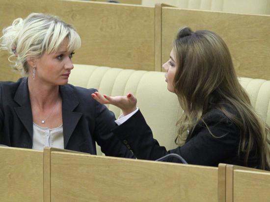 """Хоркина раскрыла секрет """"рогатого"""" фото с Кабаевой"""