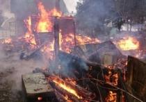 Спасшиеся от пожара родители рассказали, почему оставили дочь в огне