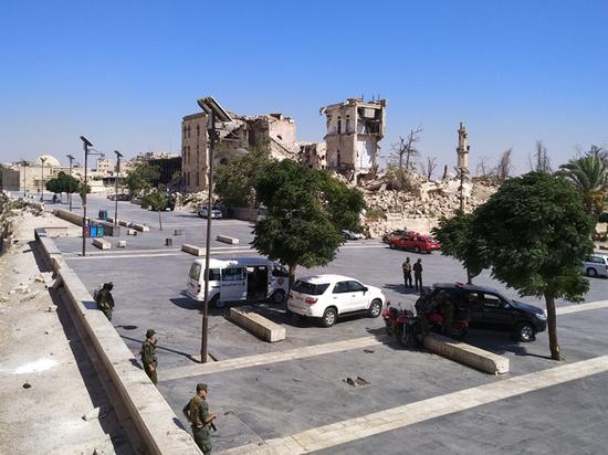 Сирия: долгая дорога к миру