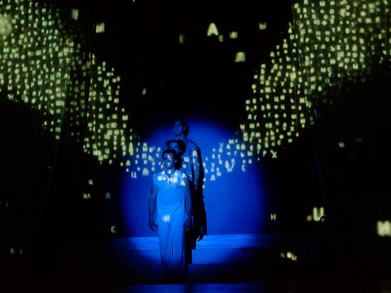 На фестивале университетских театров ромео и  джульетту достали из «кармана»
