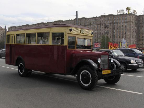 В Москве вскоре появится музей уникальных пассажирских машин