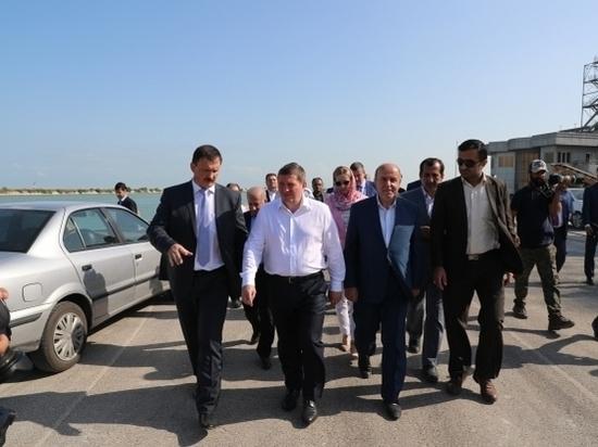 Волгоградская область может расширить свой экспорт в Иран