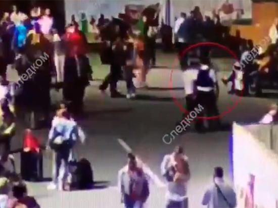 Пассажира, побитого полицейскими в «Домодедово», оштрафовали на 2000 рублей