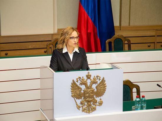 Елена Малышева стала главой блока соцразвития в Кузбассе