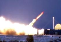 CNBC сообщил об упавшей в море российской ракете с ядерным двигателем