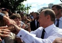 Владимир Путин в сентябре планирует приехать в Забайкальский край