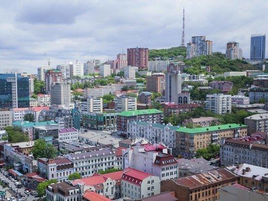 Штормовое предупреждение объявлено во Владивостоке