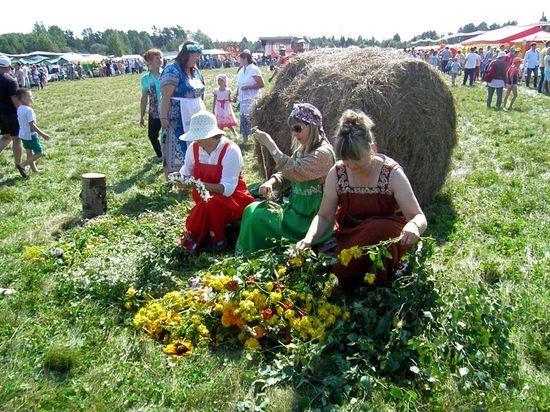 В Лихославльском районе Тверской области прошел традиционный фестиваль карельского пирога