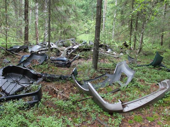 Активисты ОНФ в Кирове обнаружили две свалки автозапчастей