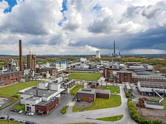 Российская делегация посетила немецкий технопарк по переработке отходов