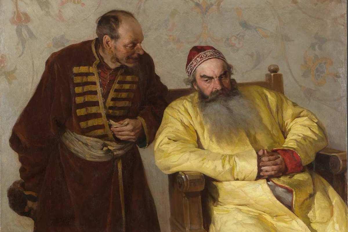 Российская традиция доносов и расправ